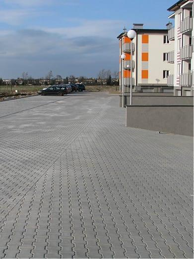 Realizacja betonowa